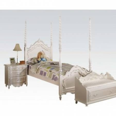00995F FULL POST BED-HB/FB/R