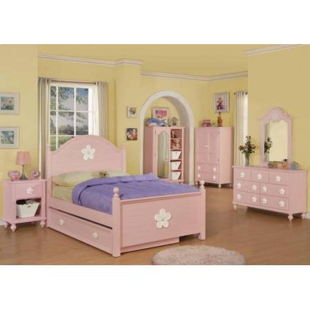 00730F-4PC 4PC SETS FLORESVILLE FULL BED