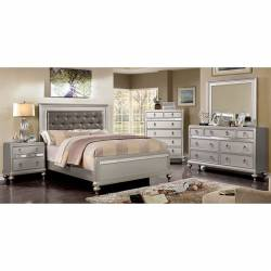 CM7170SV-CK-4PC 4PC SETS AVIOR CAL.KING BED