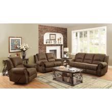Sir Rawlinson 2 Piece Reclining Living Room Set 650151-S2