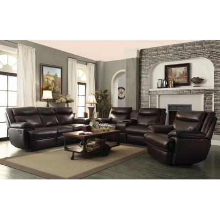 MacPherson 2 Piece Reclining Living Room 2PC (SOFA + LOVE) 601811-S2