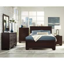 Fenbrook 4-Piece King Bedroom Collection (KE.BED,NS,DR,MR) 204390KE-S4
