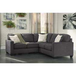 16601 Alenya RAF Loveseat + LAF Sofa