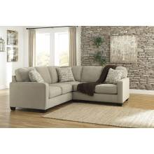 16600 Alenya RAF Loveseat + LAF Sofa