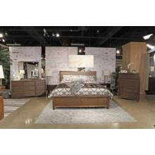 B513 Kisper 4PC SETS Queen Panel Bed