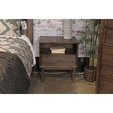 B513 Kisper One Drawer Night Stand