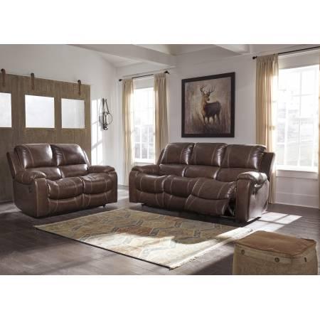 U33301 Rackingburg 2PC SETS Reclining Sofa + Reclining Loveseat