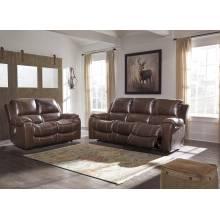 U33301 Rackingburg 2PC SETS Reclining Power Sofa + Reclining Power Loveseat