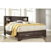 B609 Andriel Queen Storage Bed