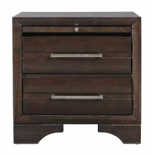 B609 Andriel Two Drawer Night Stand