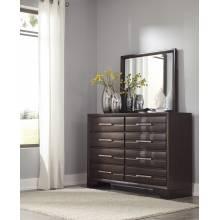 B609 Andriel Dresser + Bedroom Mirror