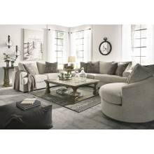 95104 Soletren 3PC SETS Sofa + Loveseat + Swivel Accent Chair