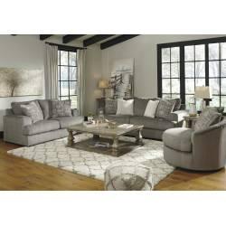 95103 Soletren 3PC SETS Sofa + Loveseat + Swivel Accent Chair