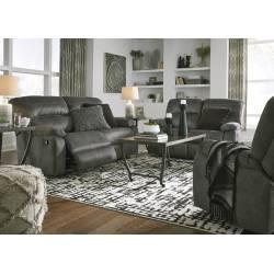 93803 Bolzano 3PC SETS 2 Seat Reclining Sofa + Reclining Loveseat + Rocker Recliner