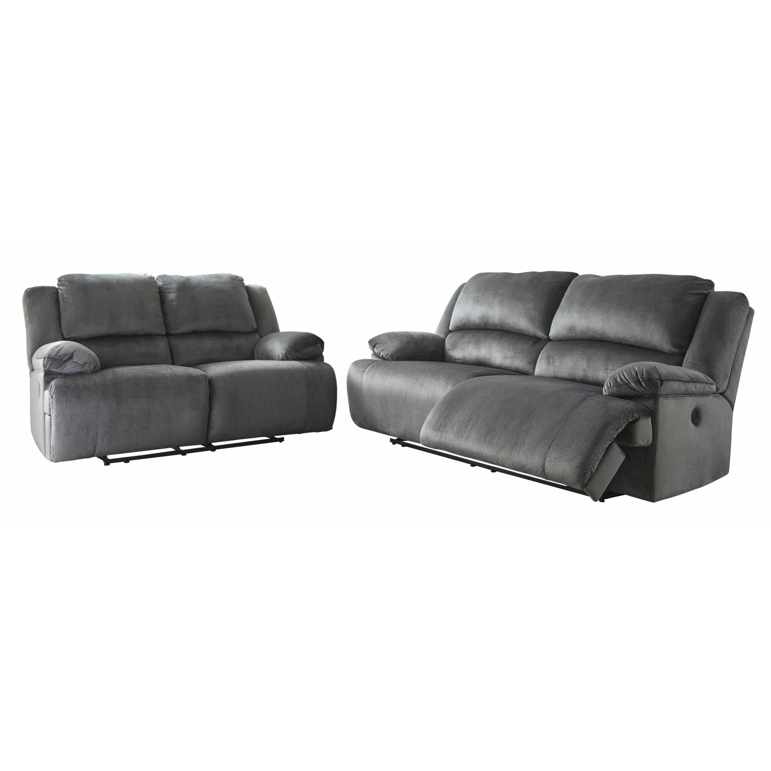 Pleasing 36505 Clonmel 2Pc Sets 2 Seat Reclining Sofa Reclining Loveseat Ocoug Best Dining Table And Chair Ideas Images Ocougorg