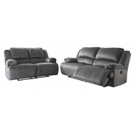 36505 Clonmel 2pc Sets 2 Seat Reclining Power Sofa