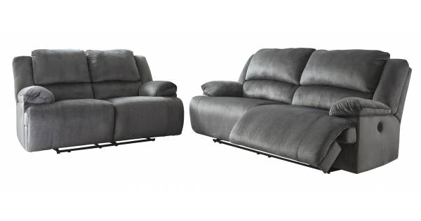 36505 Clonmel 2pc Sets 2 Seat Reclining Sofa Reclining