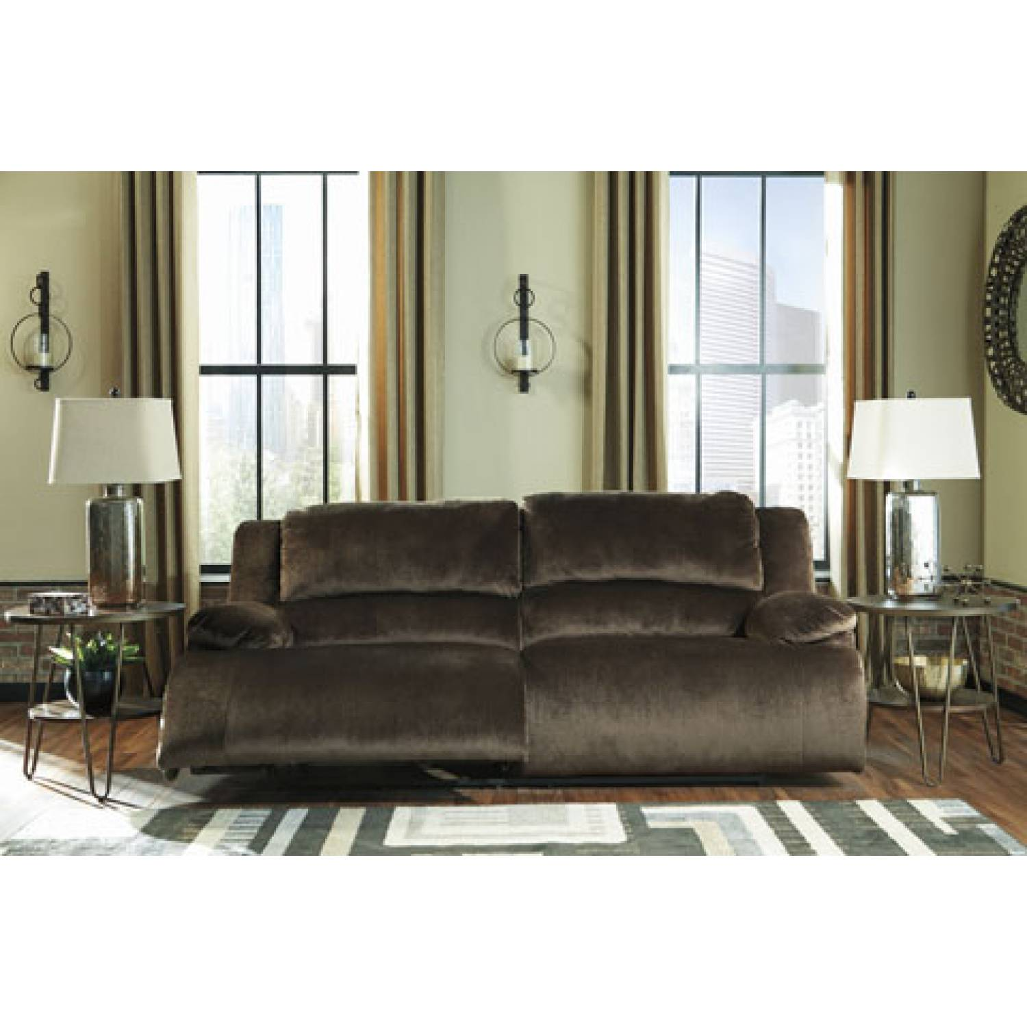 36504 Clonmel Reclining Loveseat