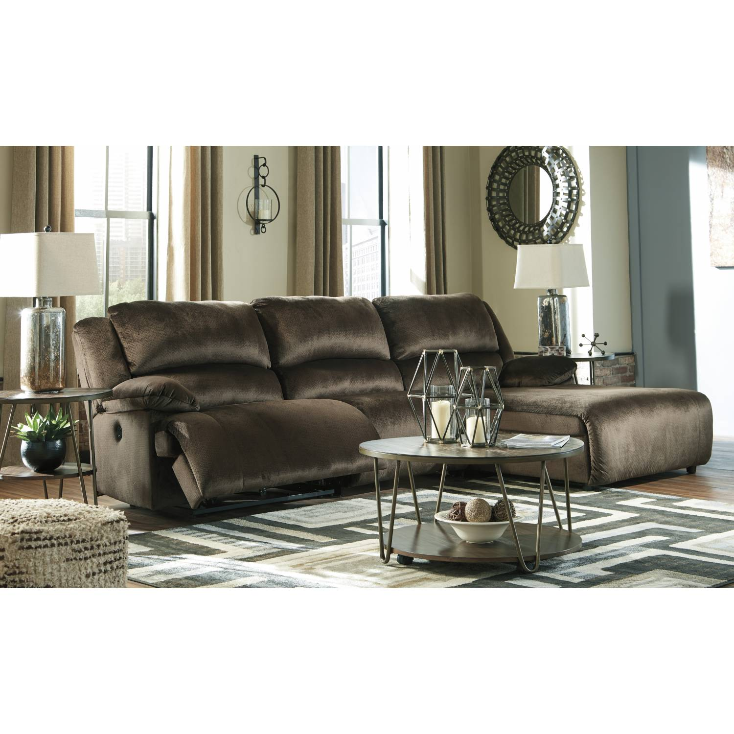 Ashley Furniture Orange County Ca: 36504 Clonmel Sectionals 2