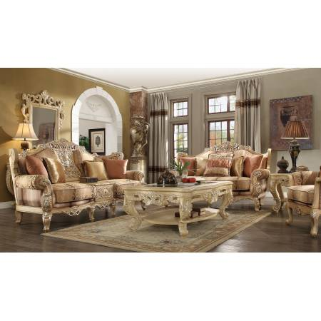 HD-1633 2PC SETS SOFA + LOVESEAT