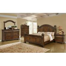 204541Q-5PC 5PC SETS QUEEN BED