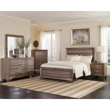 204191KE-4PC 4PC SETS E KING BED