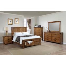 205260KE-4PC 4PC SETS EASTERN KING BED
