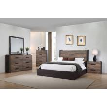 206311Q-4PC 4PC SETS QUEEN BED