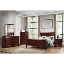222411Q-4PC 4PC SETS QUEEN BED