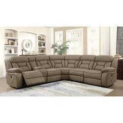 600380 4PC SECTIONAL