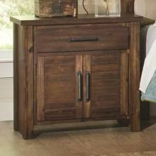 204532 Sutter Creek Nightstand with 2 Doors & 1 Drawer