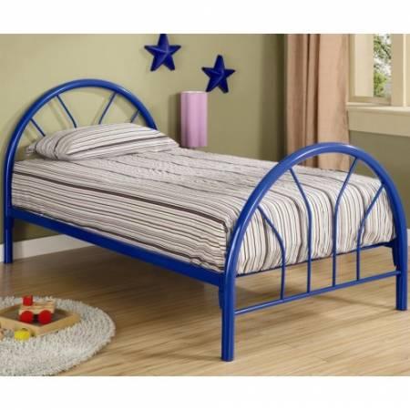 2389N Metal Beds Twin Metal Bed