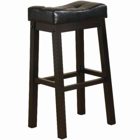 """120520 Sofie 29"""" Bar Stool with Plush Upholstered Seat"""