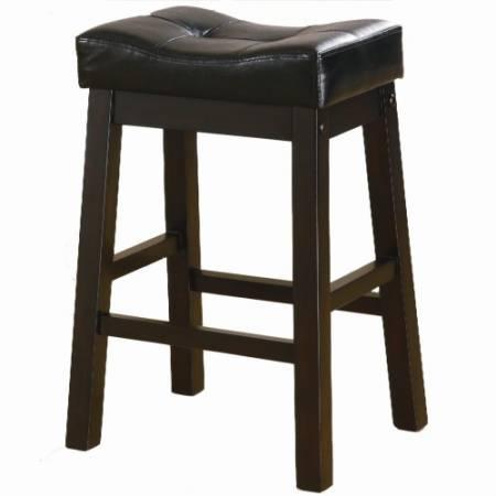 "120519 Sofie 24"" Upholstered Seat Bar Stool"