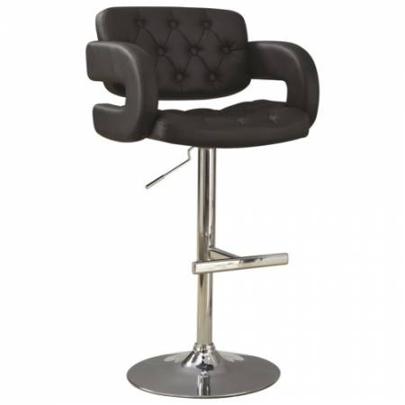 """102555 Dining Chairs and Bar Stools 29"""" Contemporary Adjustable Height Barstool"""