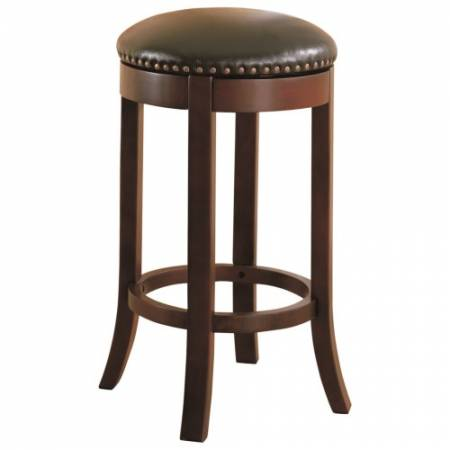 """101060 Dining Chairs and Bar Stools 29"""" Swivel Bar Stool with Upholstered Seat"""
