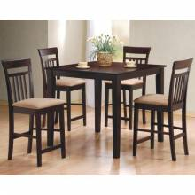 150041 Mix & Match 5 Piece Counter Height Dining Set