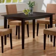 100491 Mix & Match Rectangular Casual Dining Leg Table