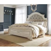 B743 Realyn Queen UPH Panel Bed