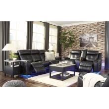82105 Kempten 3pc sets Reclining Sofa + DBL Rec Loveseat w/Console + Rocker Recliner