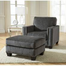 43001 Gavril Chair + Ottoman