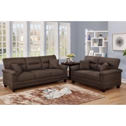 F6406 2-Pcs Sofa Set