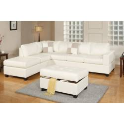 F7354 Sectional w/ Ottoman