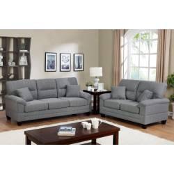 F6405 2-Pcs Sofa Set