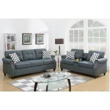F6411 2-Pcs Sofa Set