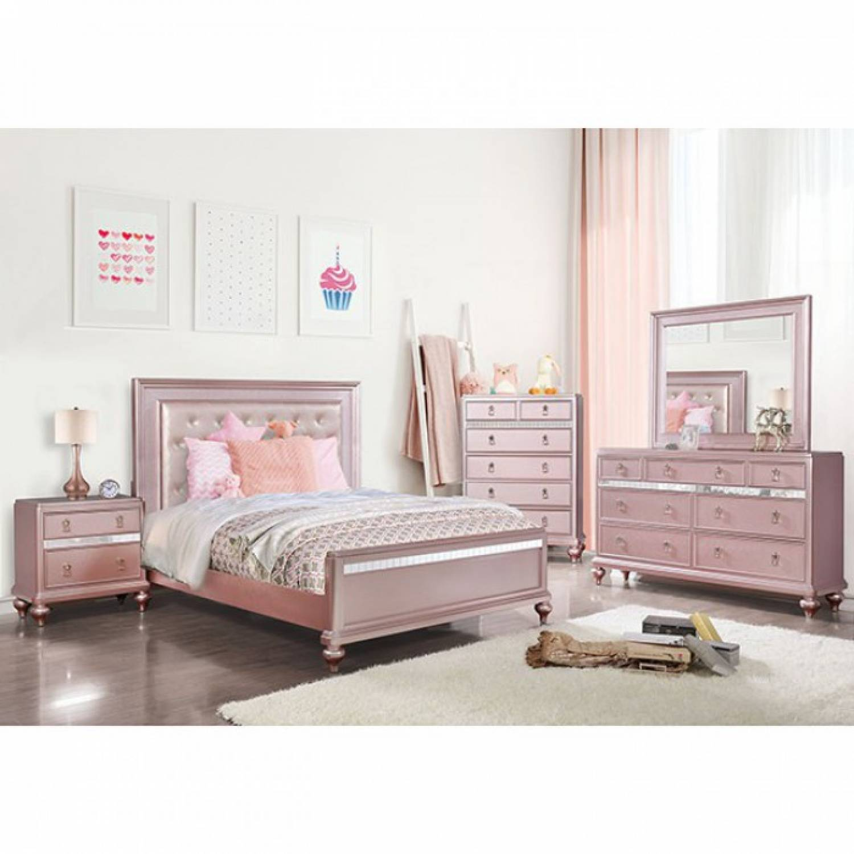 Ariston Twin Bedroom Set Cm7170rg T Gr