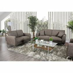 LAURITZ SOFA AND LOVE SEAT CM6088BR-GR