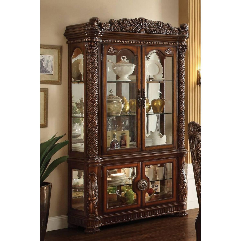62023 Vendome Curio Cabinet