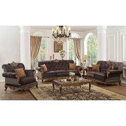 53795+53796+53797 3PC SETS SOFA + LOVESEAT + CHAIR