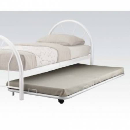 30463WH TWIN METAL TRUNDLE
